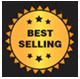 Best selling badge