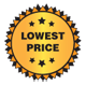 Lowest price badge