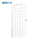 WDN17-6 - Fixed Knot 17/75/6  330' -Deer