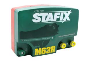 Stafix M63R Energizer w/ Remote