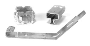 Wedge-Loc Universal Brackets