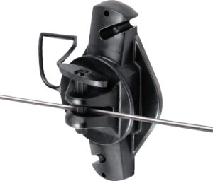 Speedrite Double Nail Pin-Lock -Black Insulator