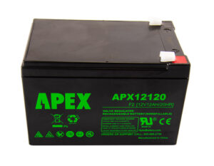 12-Volt Replacement Battery