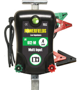 Powerfields Multi-Input Energizer