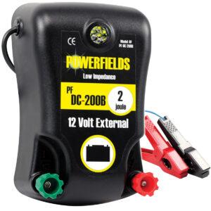 Powerfields DC-200B Energizer