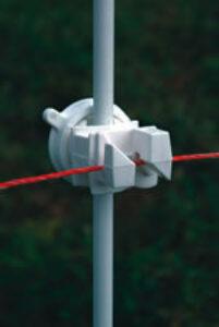 Screw-Tight Rod Post Insulator