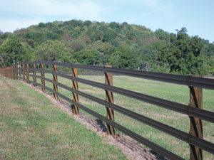"HotTop® Plus Fence Rail 5¼"""
