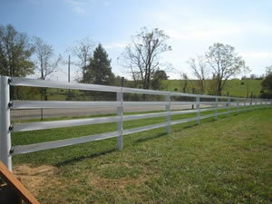 HotTop® Plus Fence Rail 5¼""